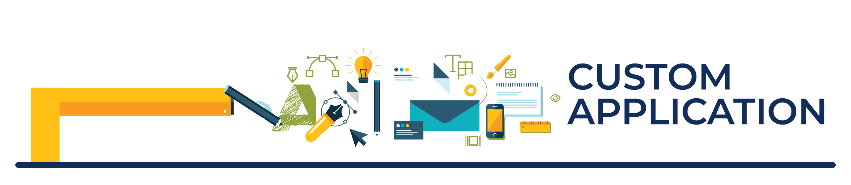 The cost of a website custom application banner
